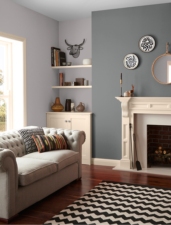 Medium Living Room Ideas With Fireplace