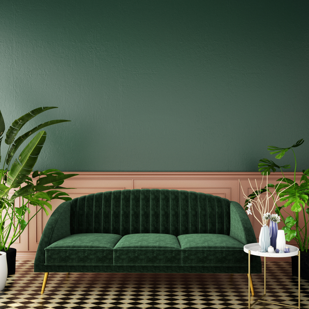 Why Green Is The Colour Of The Season Crown Paints