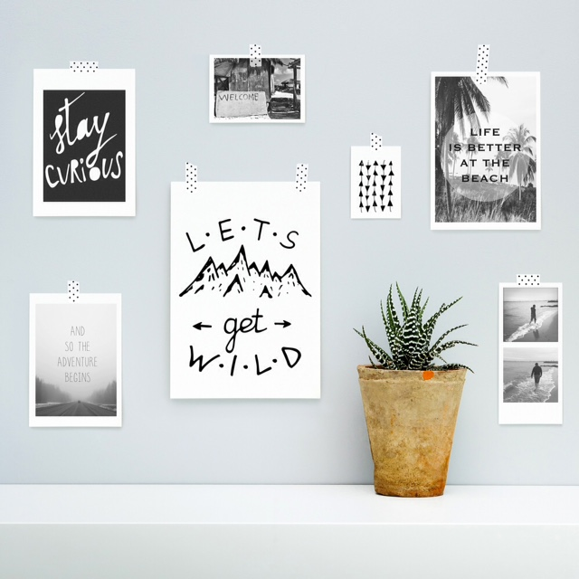 Six diy tasks you can do in a weekend crown paints - Idee decoration murale pour cuisine ...