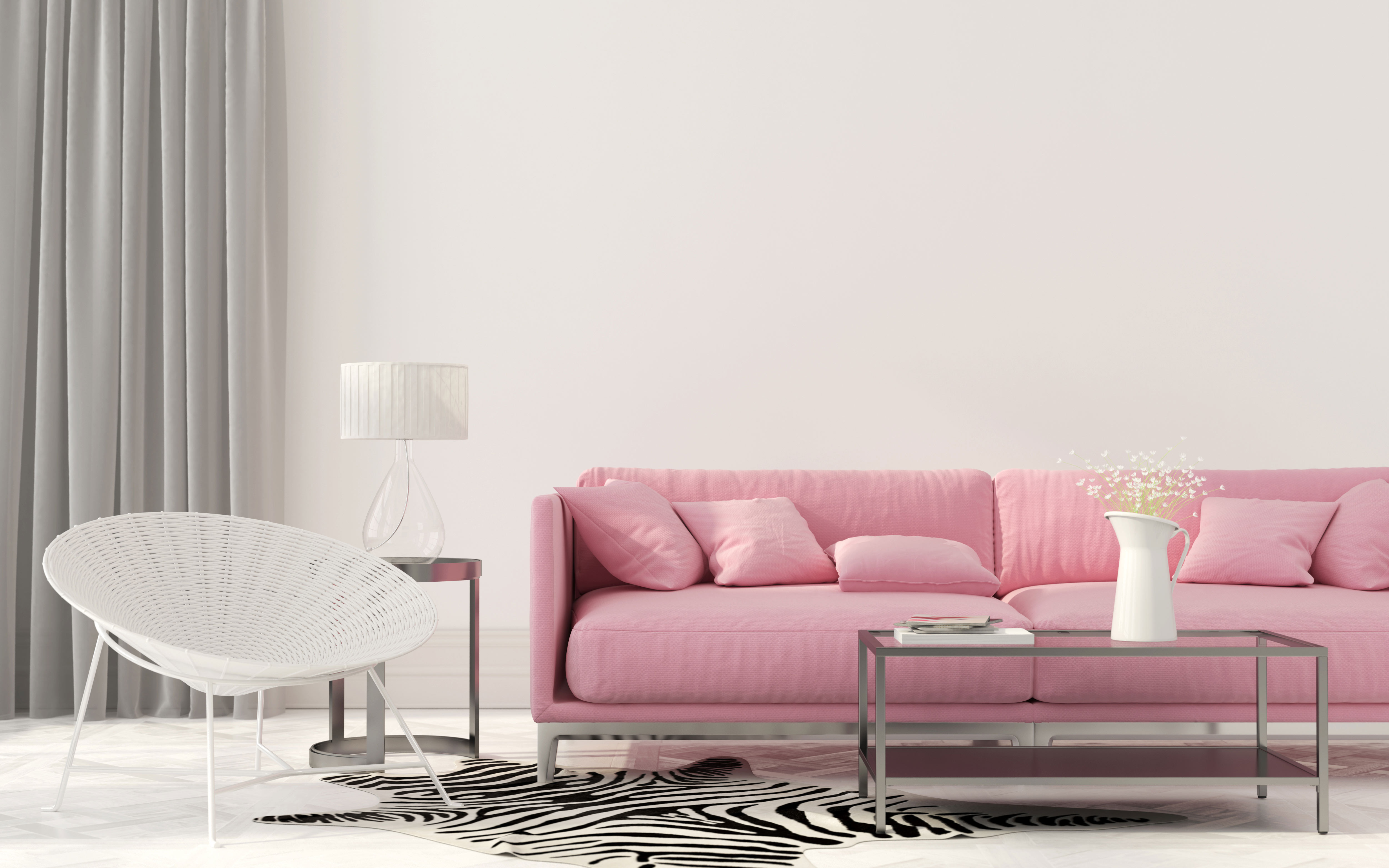 The millennial pink colour trend and how to do it right | Crown Paints